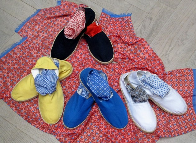 Anderson and Sheppard Espadrille (5)