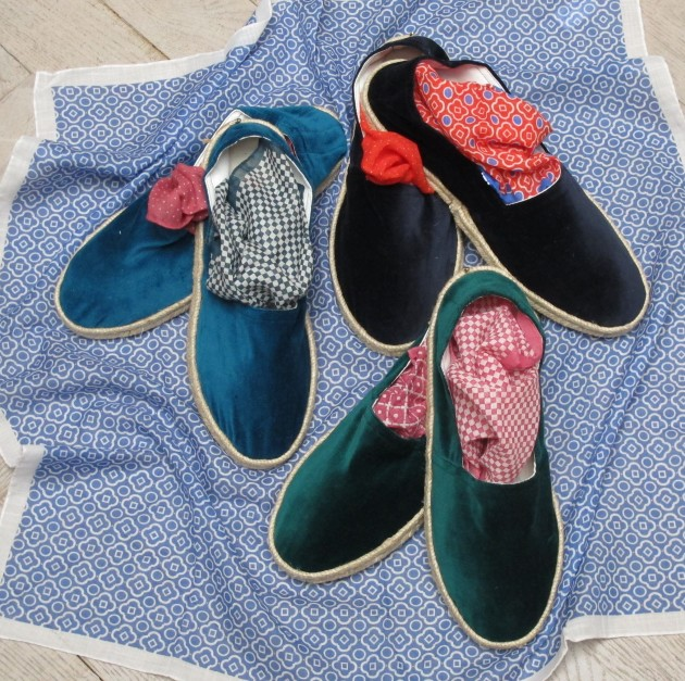 Anderson and Sheppard espadrille