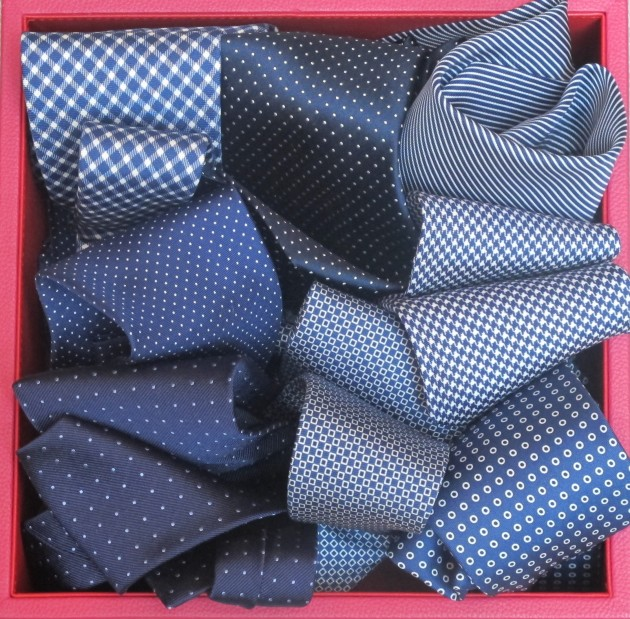 Anderson and Sheppard Summer Ties  (2)