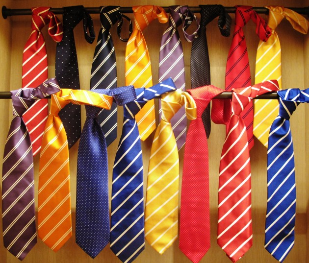 Anderson and Sheppard Racing Ties  (1)