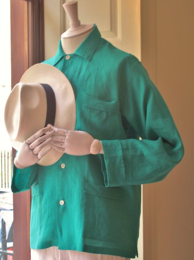 Linen Pyjama  (3)