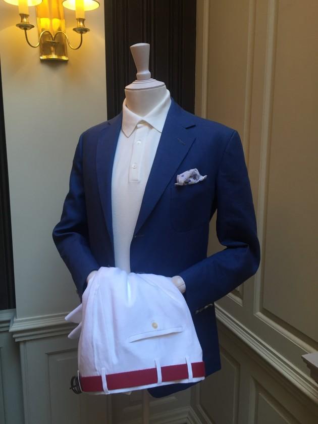 Linen Suit  (1)