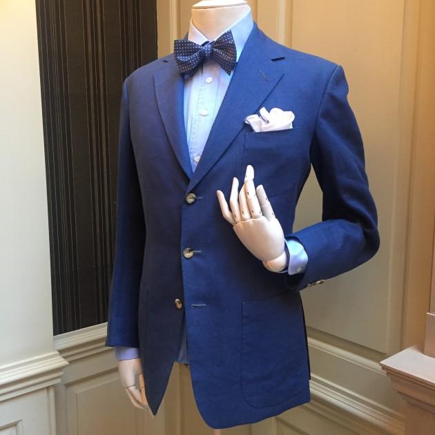 Linen Suit  (2)