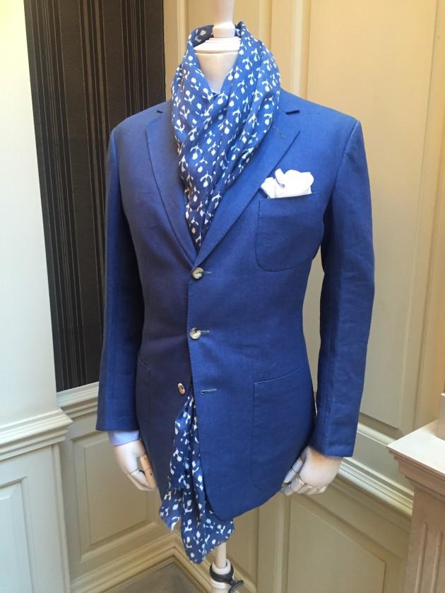 Linen Suit  (3)