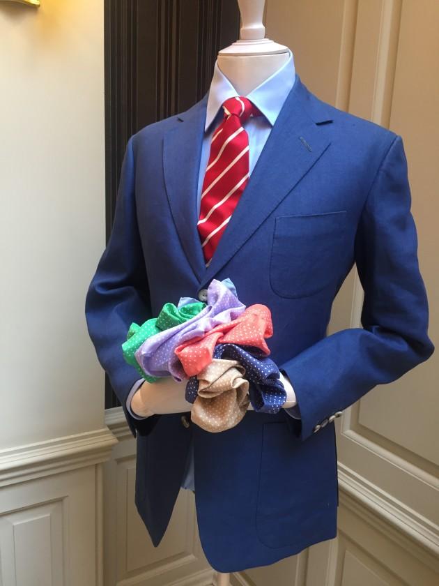 Linen Suit  (4)
