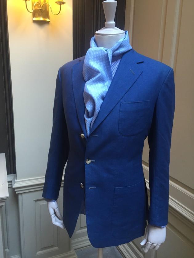 Linen Suit  (5)