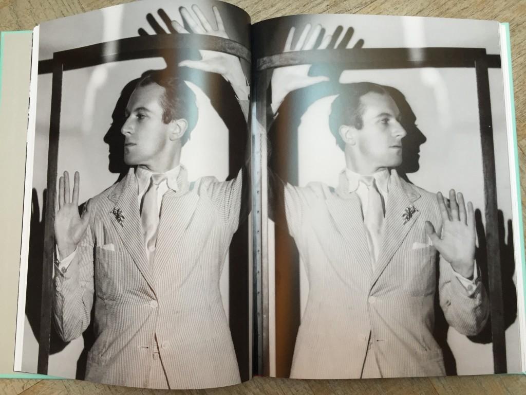 Cecil Beaton double