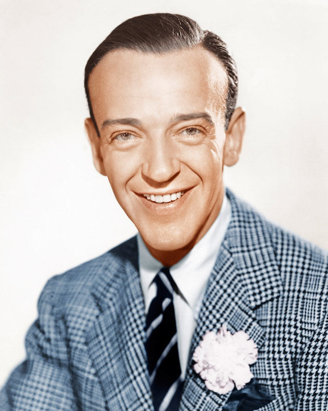 Mandatory Credit: Photo by Everett/REX/Shutterstock (1898021a) Fred Astaire, ca. 1941 Fred Astaire, ca. 1941