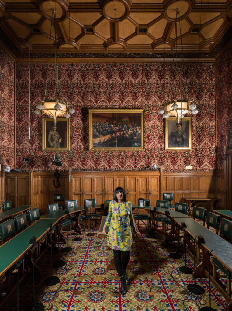 Marianne Cwynarski, Parliament. Marianne works in the House of Commons and chairs the Workplace Equality Network ParliREACH © Historic England/Chris Redgrave