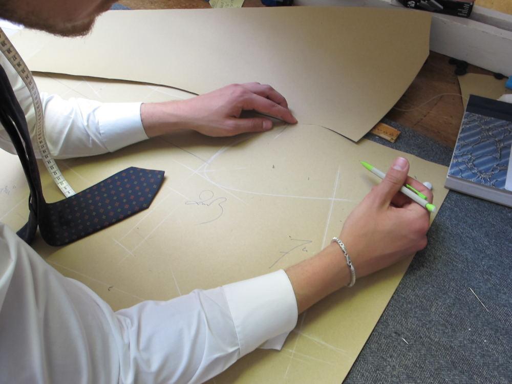 Matthew Borkowski coat cutting (6)