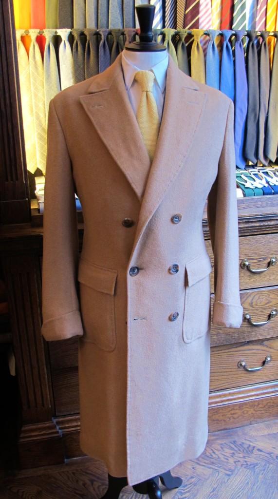 Woolen Overcoat