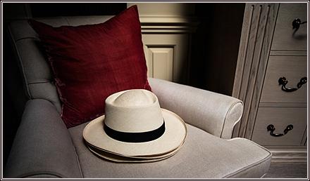 Panama Hats - Anderson & Sheppard - The Notebok Blog - Anderson & Sheppard  – The Notebok Blog