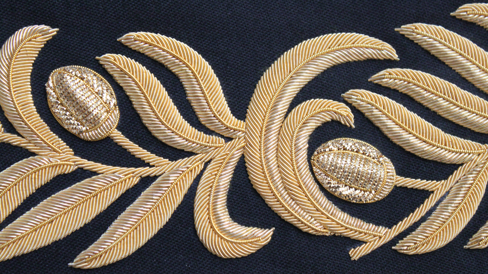 gold-work-military-embroidered-cuff h&H